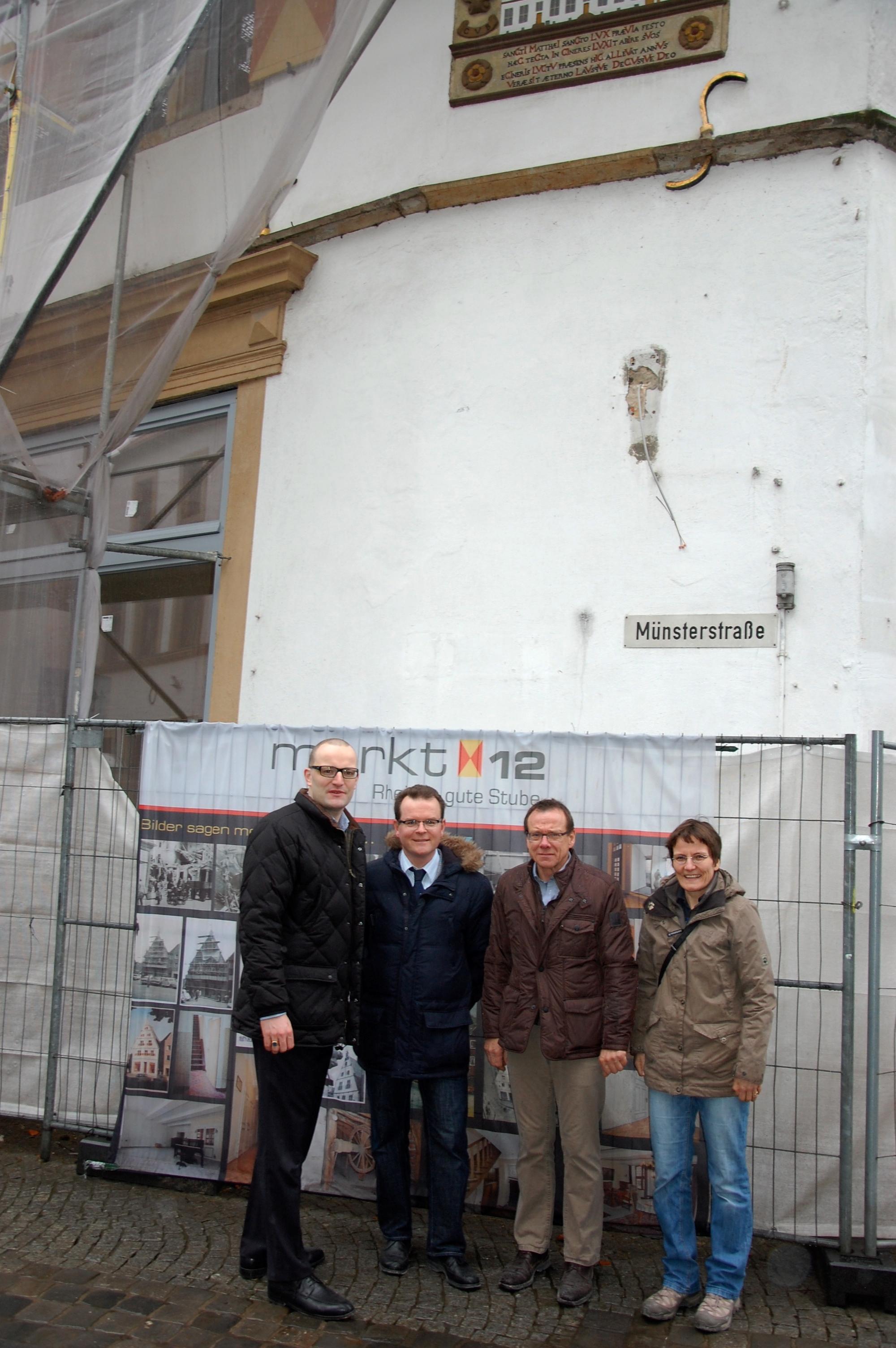 Architekt Rheine spahn ihr haus ist ein schatz in rheine leben an der ems