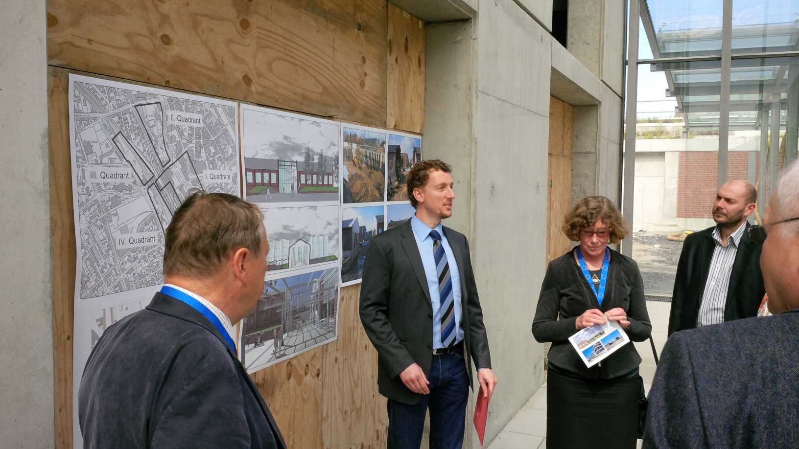 Architekt Rheine klimaschützer unterwegs in rheine und region leben an der ems